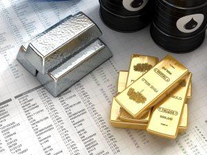 Gold, silver and platinum show impressive strength
