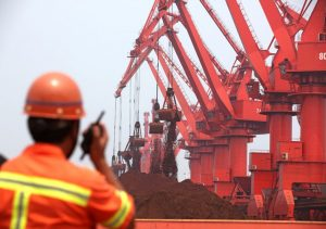 Iron ore price jumps to year high as Chinese imports soar