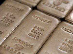 Silver could go 'parabolic' as precious metal ratio narrows