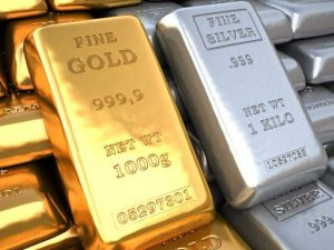 Gold price, silver price shoot sharply higher, more gains likely