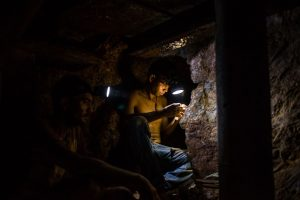 Venezuela Fuels Amazon Gold Rush With Petrodollars Drying Up