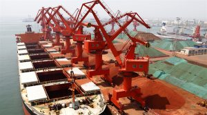 Iron ore prices jump to six-year high