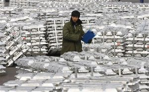 Chinese aluminium imports up more than sixfold in July