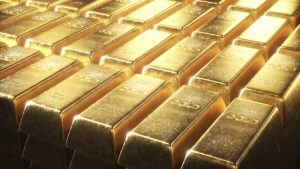 Gold eases as dollar extends rally; U.S.-China ties in focus