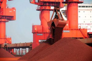Iron Ore Price Rally Defies Coronavirus-Induced Recession