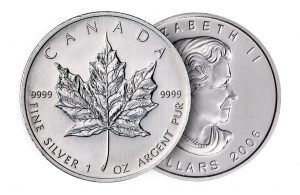 Is the Price of Silver Correlated with any Currency?