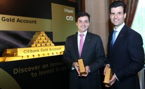 Gold could hit new high by year end, says Citigroup