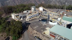 Antimony mine aims to reopen by year's end