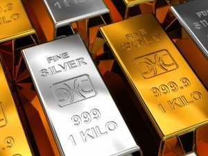 Gold, silver gain as early losses seen as buying opportunity