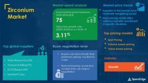 Zirconium Market Procurement Intelligence Report With COVID-19 Impact Analysis | Global Forecasts, 2020-2024