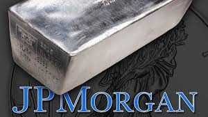 Silver: Heading Up, As JP Morgan Pays Up
