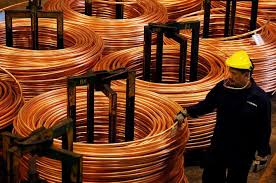 Copper Rises After Upbeat Chinese Economic Data
