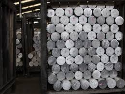 China's aluminium billet inventories stood 4,000 tonnes higher at 60,200 tonnes