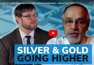 Look for gold, silver explorers with solid management