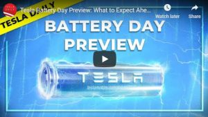 Tesla Battery Day Guide