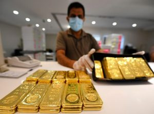 Why is the UAE buying so much gold?