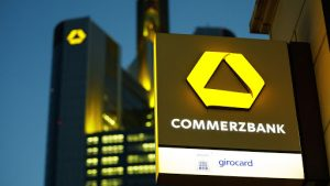 Gold price is 'a long way from ending its upswing': Commerzbank