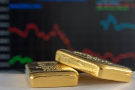 How is gold trading unhealthy for the market?