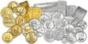 Here we go again – gold, silver try to rally
