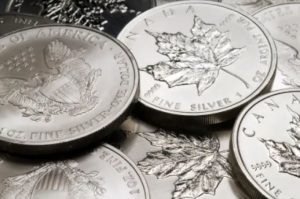 Silver Markets Find Support at Big Figure