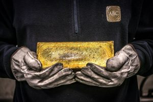 Goldman Sachs says the gold rally is just getting started