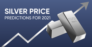 Silver price forecast for 2021 and beyond: a hike up to $100?