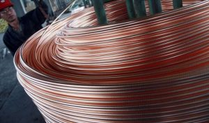 China's copper import boom leaves other metals cold
