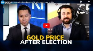 Will gold price sell off or skyrocket? It all comes down to this