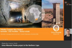 Clean, green copper of Northern Cape will be nigh free of charge