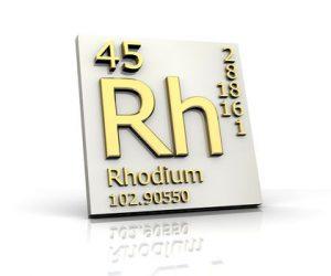RHODIUM SURGES TO $15,100/oz