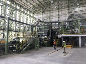 First 'clean' antimony and gold processing plant