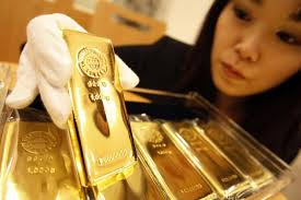 In rare move, Japan sells gold to fill budget hole