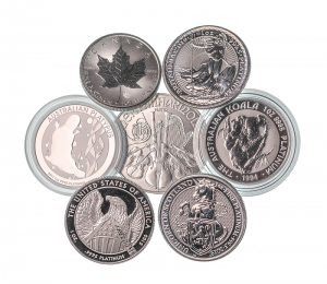 Platinum surges to six-year highs, could silver be next?