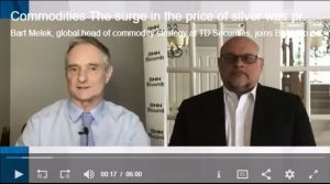 The surge in the price of silver was premature: TD Securities commodity head