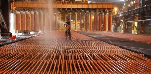 Good news for Chile, copper price soaring on Chinese demand