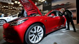 Tesla tells nickel-rich Indonesia it wants to join battery project