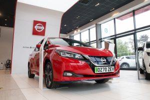 EV sales 'could overtake petrol and diesel by 2025'