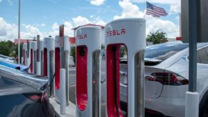 How growing global electric car sales could be a boon for Alberta