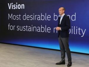 Volkswagen plans for 70% EV sales in Europe by 2030