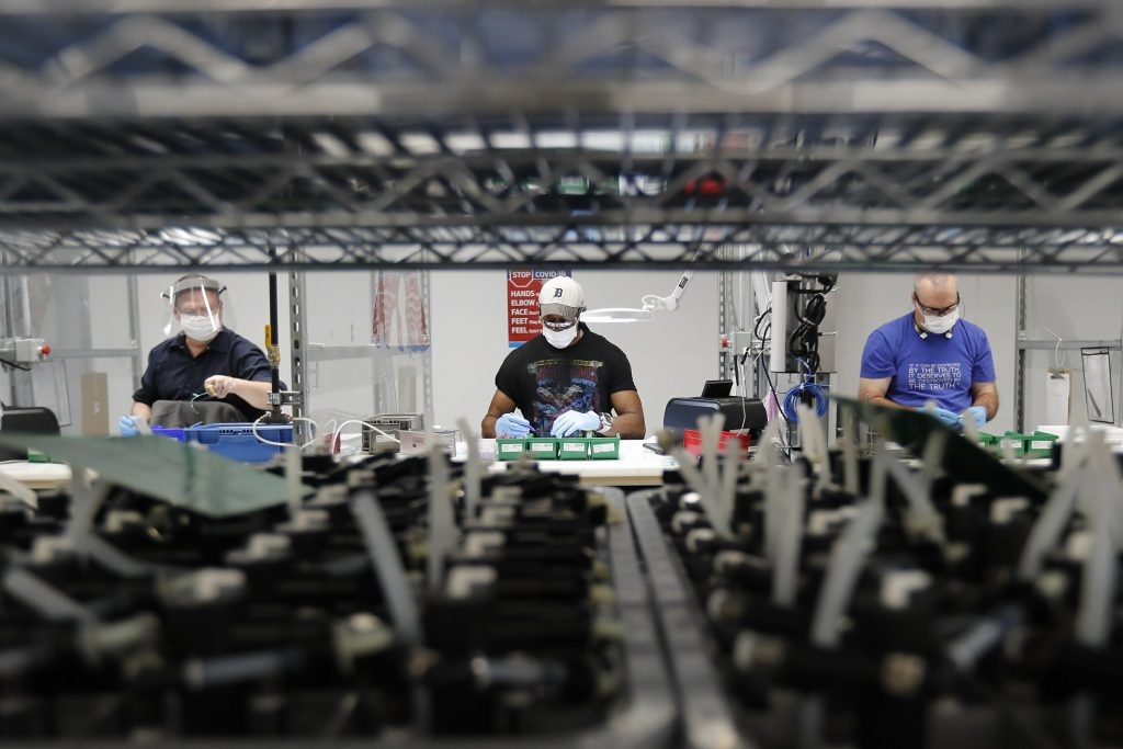 German industrial production dives in January