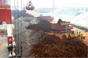 China rare earth stocks 'on fire'