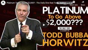 Platinum To Go Above $2,000?