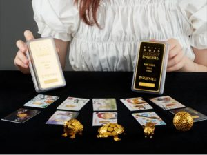 Gold rush underway as Koreans seek safety, and a bargain